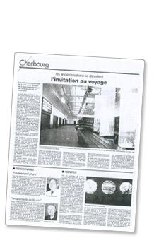 Lire l'article sur Cherbourg